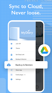 My Diary – Journal, Diary, Daily Journal with Lock 8