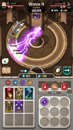 SpellMaster : Real-time Magic PvP Defense apkdebit screenshots 5