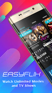 EASYFLIX: Stream Live TV, Watch Movies & TV shows 1.1