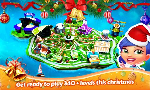 Santa Restaurant Cooking Game  screenshots 1
