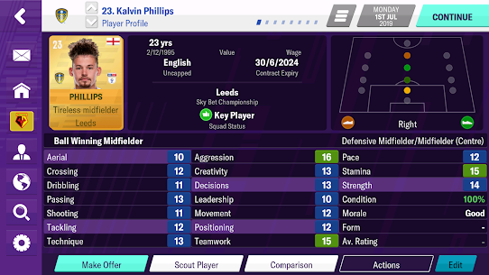 Football Manager 2020 Mobile 9