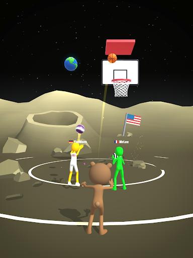 Five Hoops - Basketball Game apkmr screenshots 16