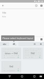 Google Indic Keyboard 3