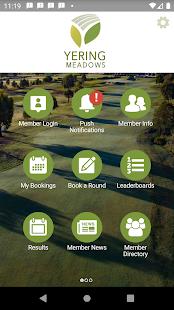 Yering Meadows Golf Club 1.0.1 Screenshots 1