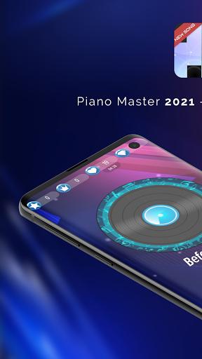 Piano Master 2021 - Tap Tiles New 9.1 screenshots 1