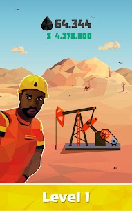 Idle Oil Tycoon: Gas Factory Simulator 4