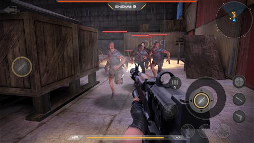 Call of Battle:Target Shooting FPS Game screenshots 9