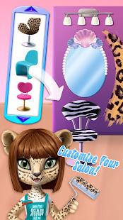 Amy's Animal Hair Salon - Cat Fashion