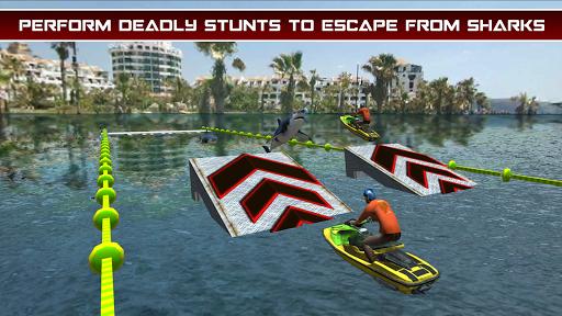 Power Boat Jet Ski Simulator: Water Surfer 3D apktram screenshots 9