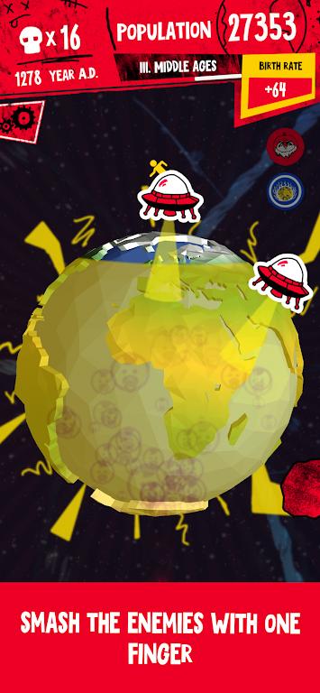 Kill Planet!  poster 13