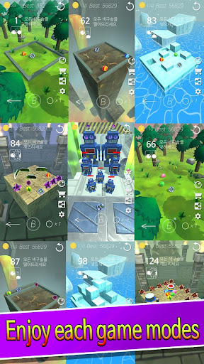 Marble Zone : Offline stylish puzzle action screenshots 2