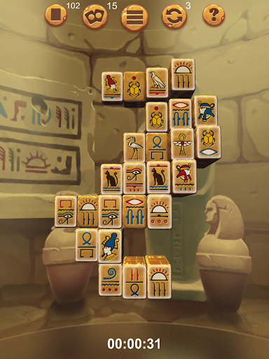 Doubleside Mahjong Cleopatra 2.9 screenshots 12