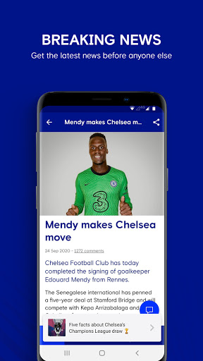 Chelsea FC - The 5th Stand 1.49.0 Screenshots 3