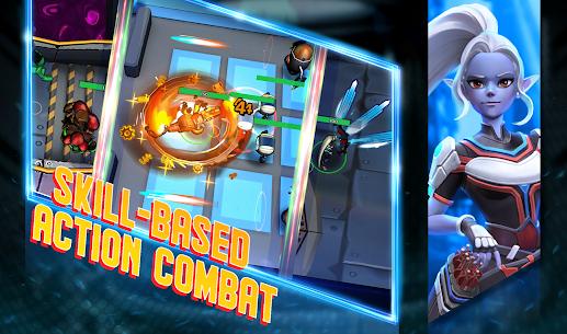 Battleverse Champions MOD APK 1.18 (No CD Cooldown) 1