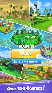 Download Golf Rival MOD APK [Unlimited Money/Coins/Gems] For Android 4