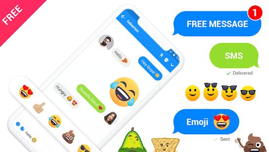 Messenger - Messages, Texting, Free Messenger SMS 3.16.0 Screenshots 15