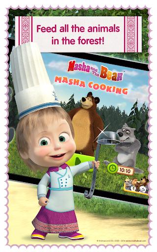 Masha and Bear: Cooking Dash 1.3.8 Screenshots 18