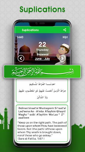 Prayer Times : Salah Time & Qibla Direction 8.1 Screenshots 7