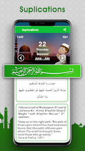 Prayer Times : Salah Time & Qibla Direction 7
