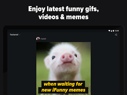 iFunny – fresh memes, gifs and videos