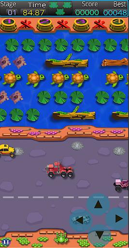 Frogger Arcade Super! : Classic 1980's Retro Fun! android2mod screenshots 7