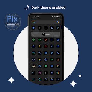 Pix – Minimal Black/White Icon Pack 4.0 Apk 4