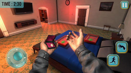 virtual heist thief robbery house simulator games screenshot 1