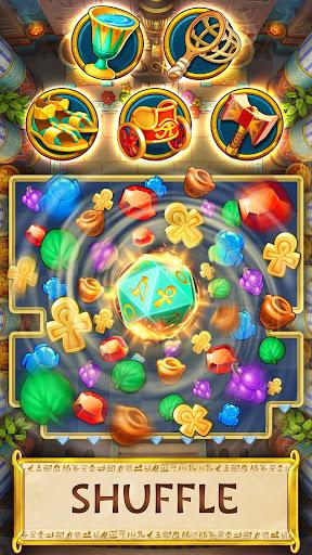 Jewels of Egypt: Gems & Jewels Match-3 Puzzle Game 1.9.900 screenshots 3