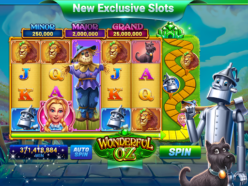 GSN Casino: New Slots and Casino Games 4.22.2 screenshots 10