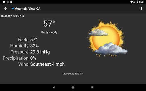 Palmary Weather  Screenshots 18