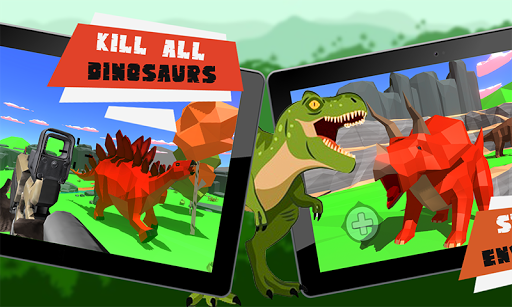 Wild Dinosaur Hunter: Dino Hunting Games 0.6 screenshots 2