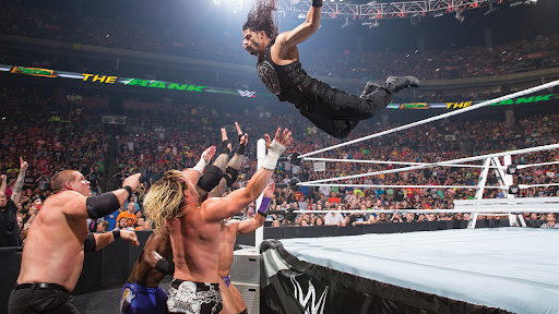 Real Wrestling Ring Fighting: Wrestling Games screenshot 5
