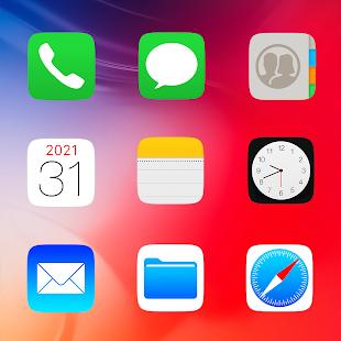CRiOS X - Icon Pack Screenshot