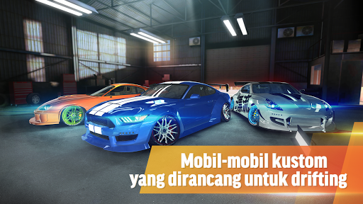 Drift Max Pro – Game Balapan Drifting Mobil