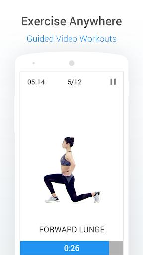 Pacer Pedometer: Walking, Running, Step Challenges p8.2.1 Screenshots 4