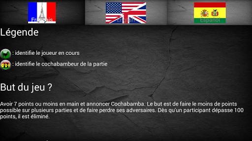 card game - cochabamba screenshot 2