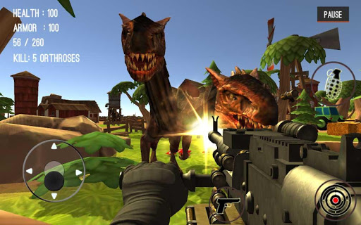 Monster Killing City Shooting III Trigger Strike 1.0.1 screenshots 8