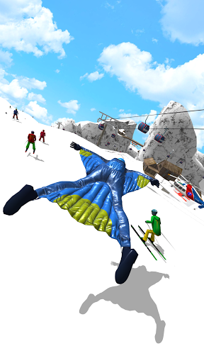 Base Jump Wing Suit Flying 0.9 screenshots 2
