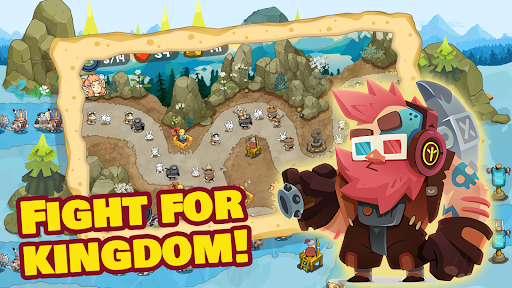 Tower Defense Kingdom: Advance Realm  screenshots 22