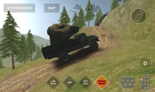 Dirt Trucker: Muddy Hills  screenshots 4