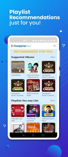 Hungama Music - Stream & Download MP3 Songs  Screenshots 2