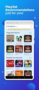 Hungama Music MOD APK (Premium Subscription) Download 2