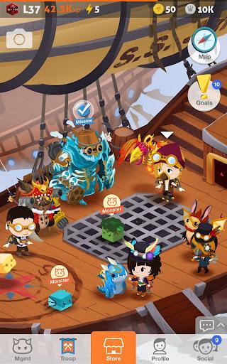 Battle Camp - Monster Catching 5.13.0 screenshots 21
