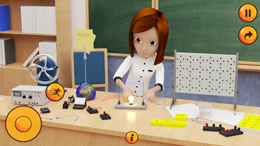 High School Girl Simulator u2013 Virtual School Life apktram screenshots 7
