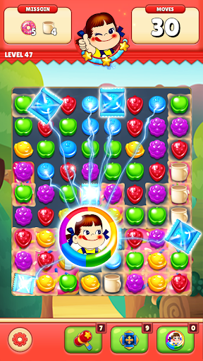 Milky Match : Peko Puzzle Game screenshots 6