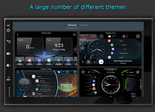 Car Launcher FREE 3.2.0.01 Screenshots 4