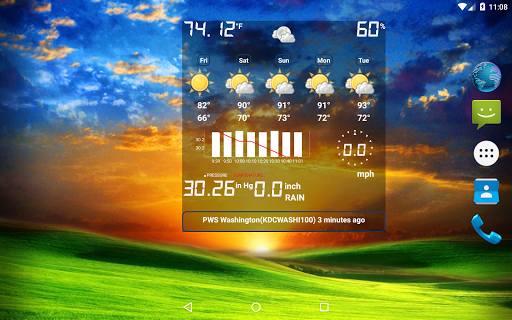 Weather Station 4.7.9 Screenshots 14