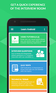 Learn Android ProgrammingApp Development App Download For Pc (Windows/mac Os) 1