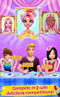 Candy Makeup Beauty Game - Sweet Salon Makeover 1.1.8 Screenshots 9