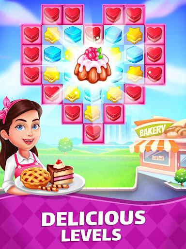 Cake Blast ud83cudf82 - Match 3 Puzzle Game ud83cudf70  screenshots 20
